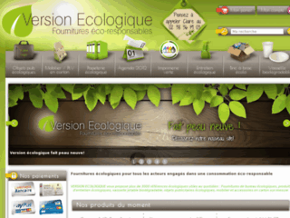 Version Ecologique